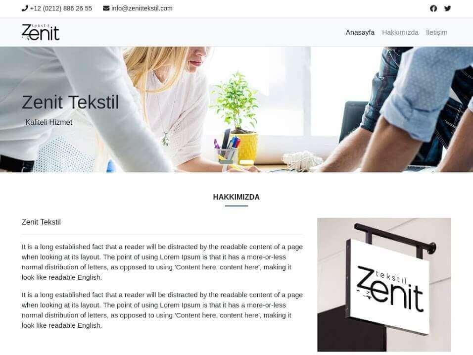 Zenit Tekstil